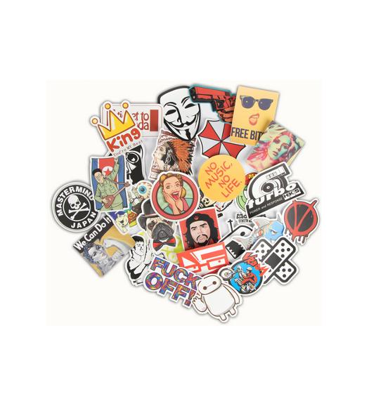 Sticker Bomb – 30 pcs