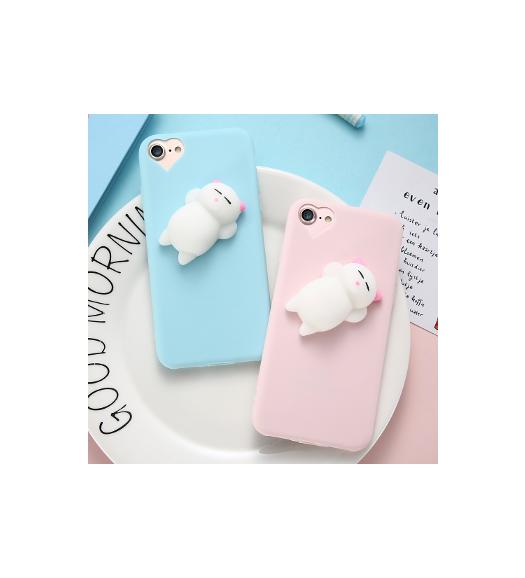 Squishy Cat iPhone Case