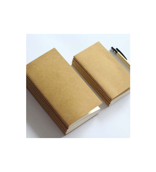 Traveler's Kraft Paper Notebook