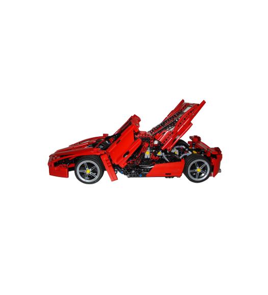 DIY Ferrari Enzo Model