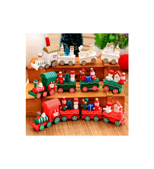 Train Christmas Decoration