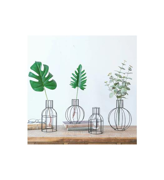 Nordic Iron Vases