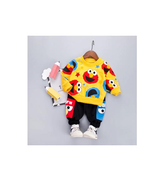 Kids Sesame Street Tracksuit