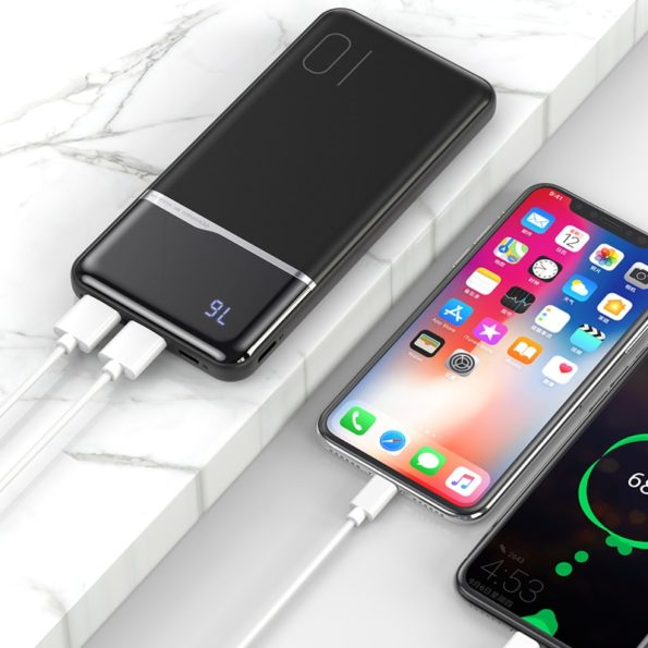 KUULAA Power Bank 10000mAh 5