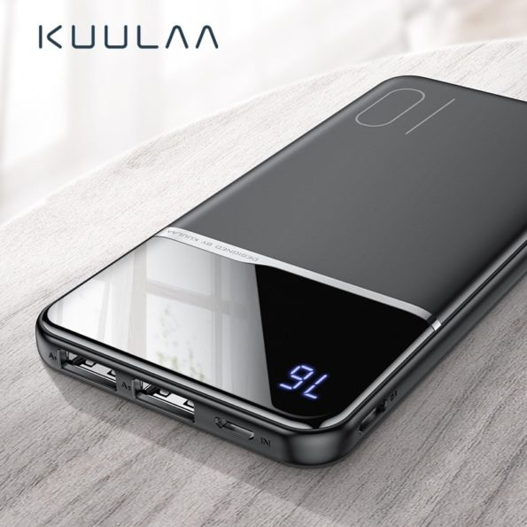 KUULAA Power Bank 10000mAh 1