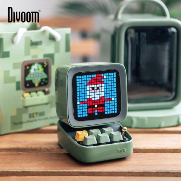 Divoom Pixel Art Bluetooth Speaker 1