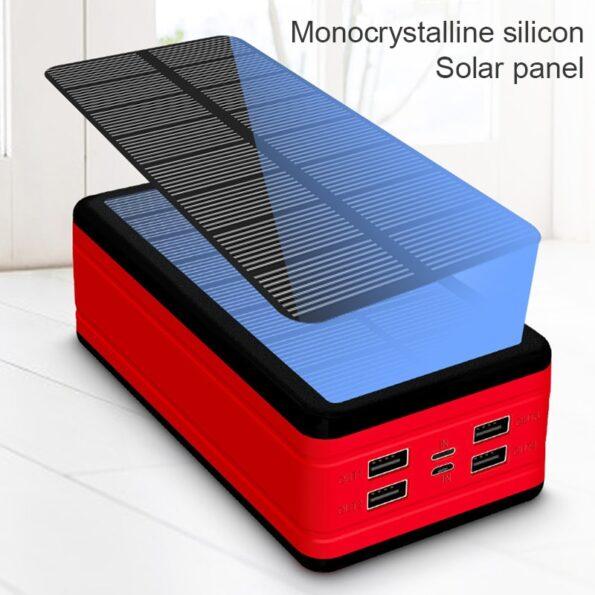 99000mAh Solar Power Bank 2