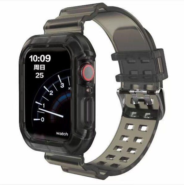 Transparent Apple Watch Band 5