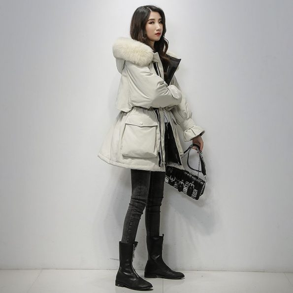 Hooded Down Parka 1