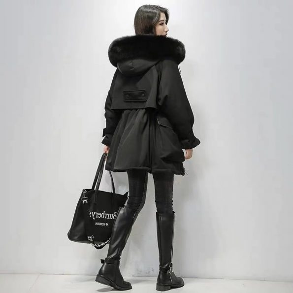 Hooded Down Parka 2