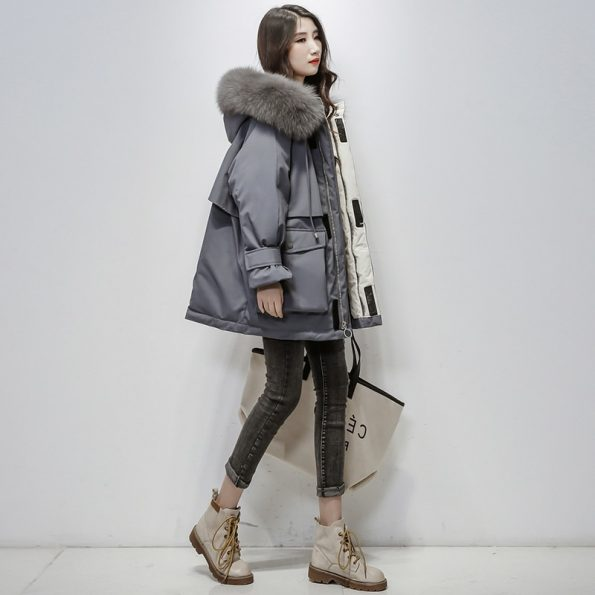 Hooded Down Parka 3